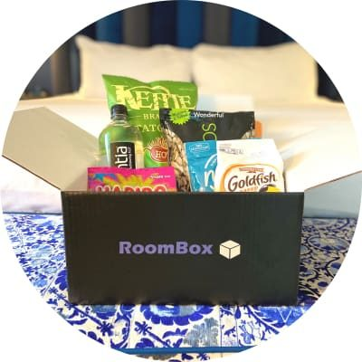 Roombox delivery